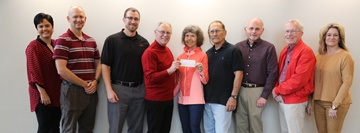 Hawkins Family Continue Scholarship Support