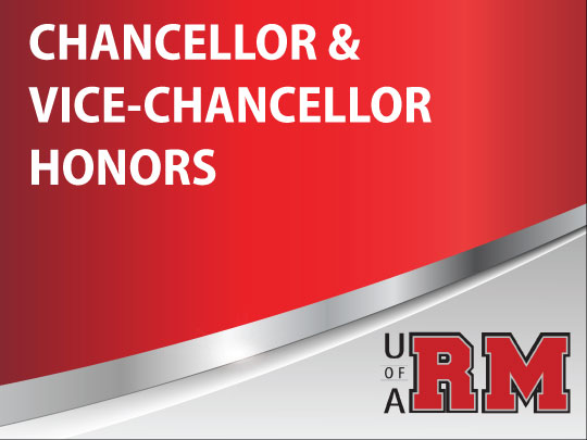 UA Rich Mountain Announces Fall 2019 Honor Recipients
