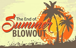 The End of Summer Blowout